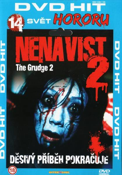 Nenávist 2 - edice svět hororu (DVD) (papírový obal)