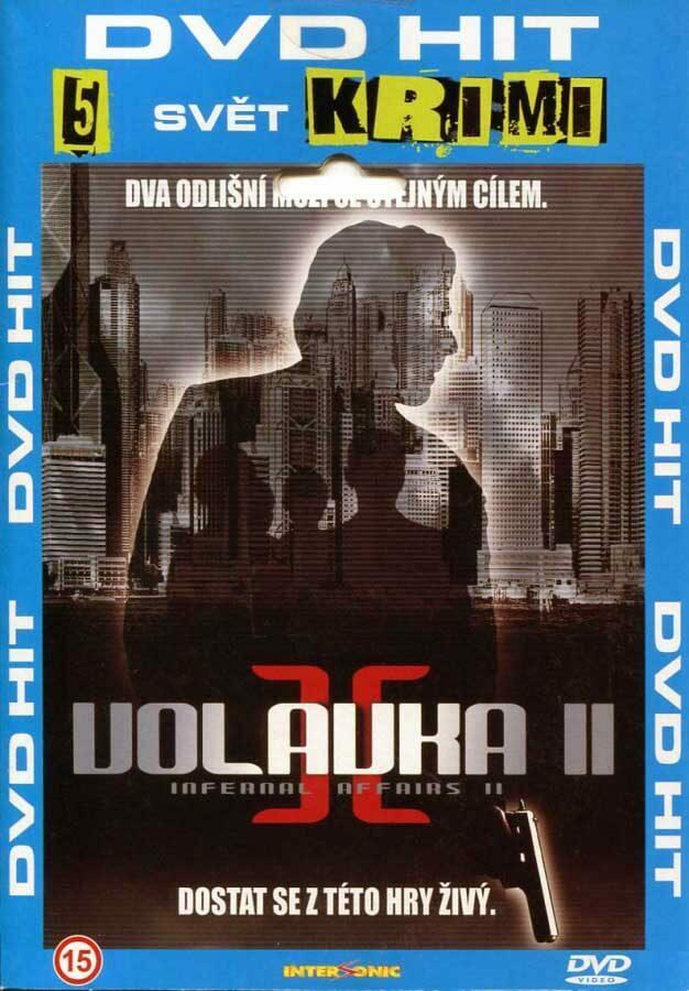Volavka 2 (DVD) (papírový obal)