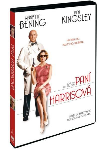 Paní Harrisová (DVD)