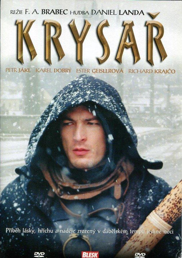 Krysař (DVD) (papírový obal)