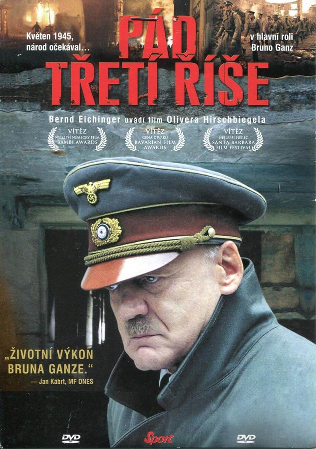 Pád Třetí říše (DVD) (papírový obal)