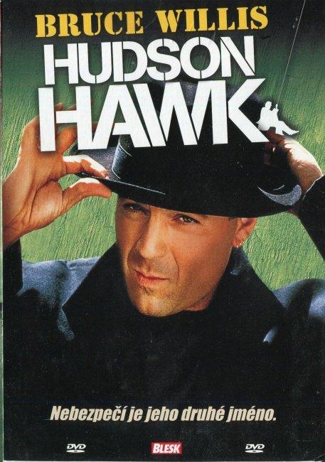 Hudson Hawk (DVD) (papírový obal)