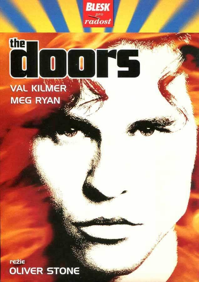 The Doors (DVD) (papírový obal)