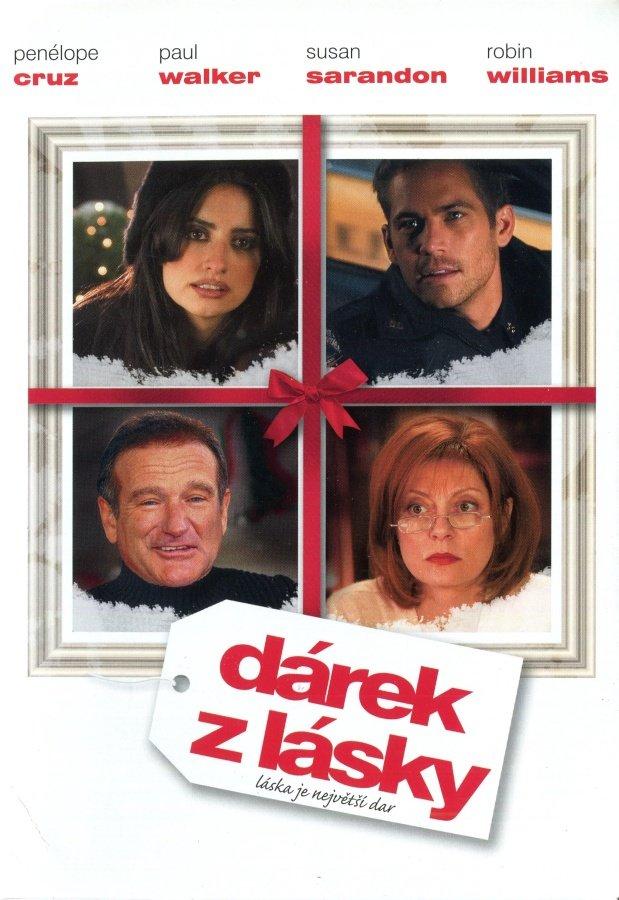 Dárek z lásky (DVD) (papírový obal)