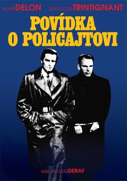 Povídka o policajtovi (DVD) (papírový obal)
