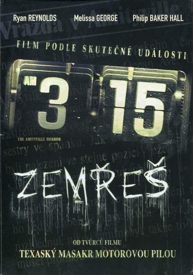 3:15 Zemřeš (DVD) (papírový obal)