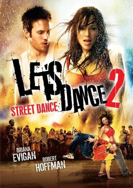 Let's Dance 2: Street dance (DVD) (papírový obal)