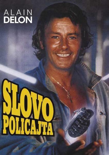 Slovo policajta (DVD) (papírový obal)