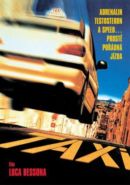 Taxi (DVD) (papírový obal)
