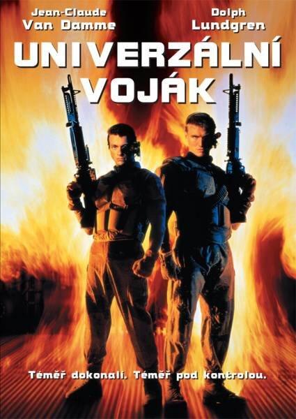 Univerzální voják (DVD) (papírový obal)