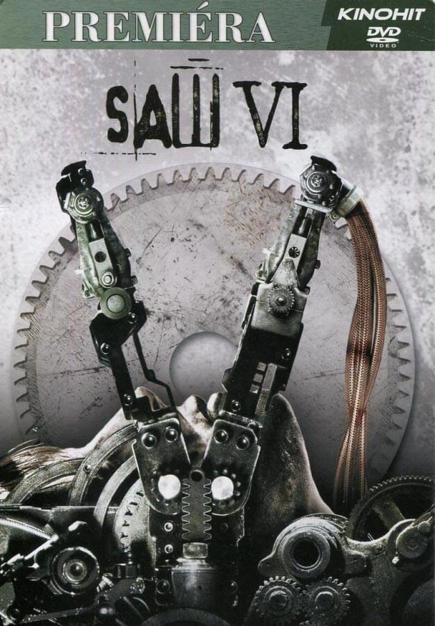Saw VI (DVD) (papírový obal)