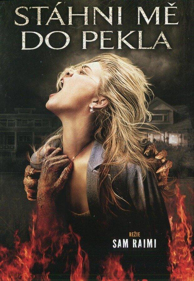 Stáhni mě do pekla (DVD) (papírový obal)