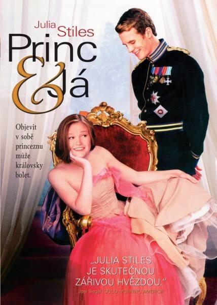 Princ a já (DVD) (papírový obal)