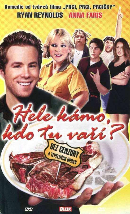 Hele kámo, kdo tu vaří? (DVD) (papírový obal)