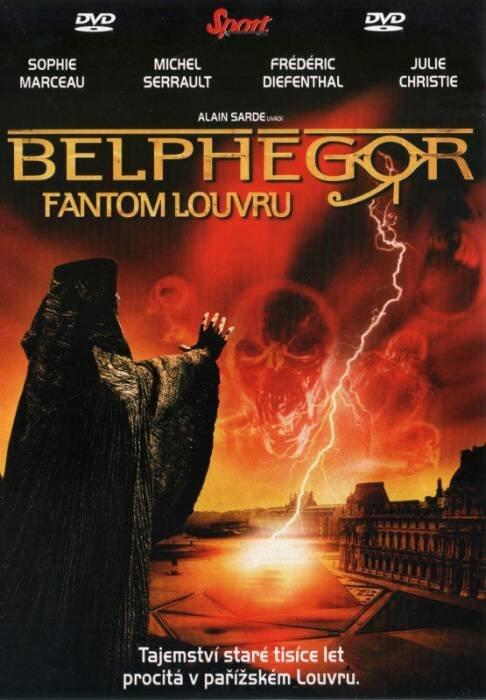 Belphegor: Fantom Louvru (DVD) (papírový obal)