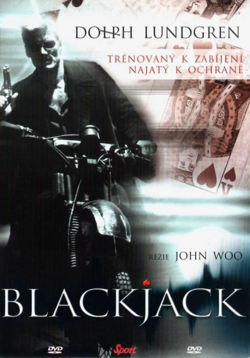 Blackjack (DVD) (papírový obal)