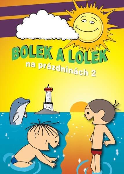 Bolek a Lolek na prázdninách 2 (DVD) (papírový obal)