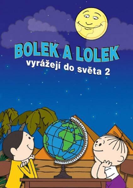Bolek a Lolek vyrážejí do světa 2 (DVD) (papírový obal)