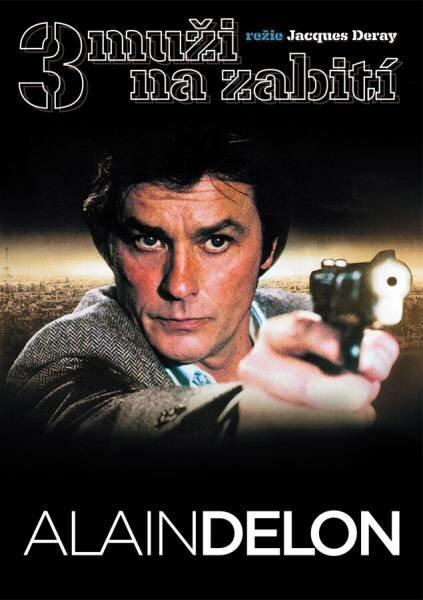 3 muži na zabití (DVD) (papírový obal)