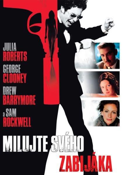 Milujte svého zabijáka (DVD) (papírový obal)