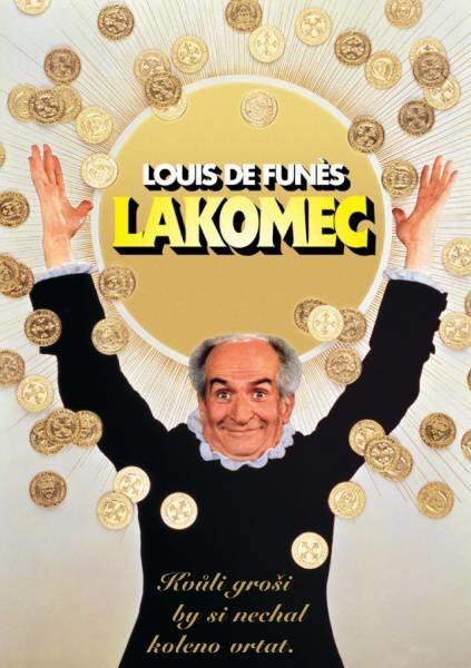 Lakomec (DVD) (papírový obal)