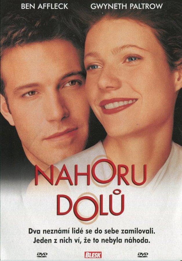Nahoru, dolů (DVD) (papírový obal)