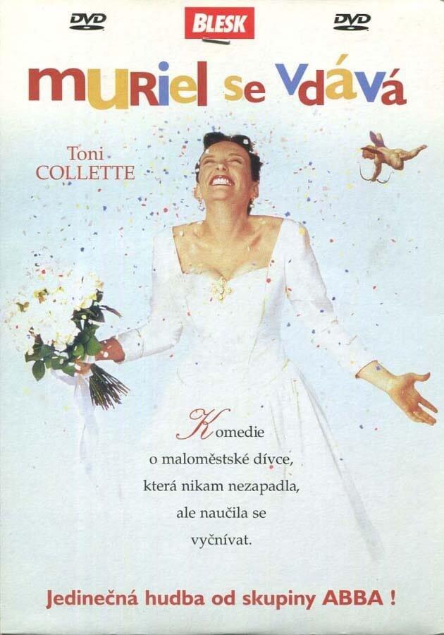 Muriel se vdává (DVD) (papírový obal)