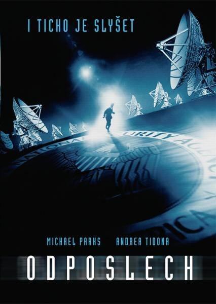 Odposlech (DVD) (papírový obal)
