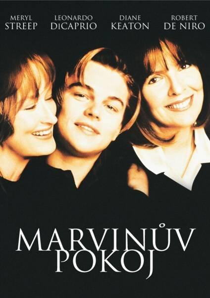 Marvinův pokoj (DVD) (papírový obal)