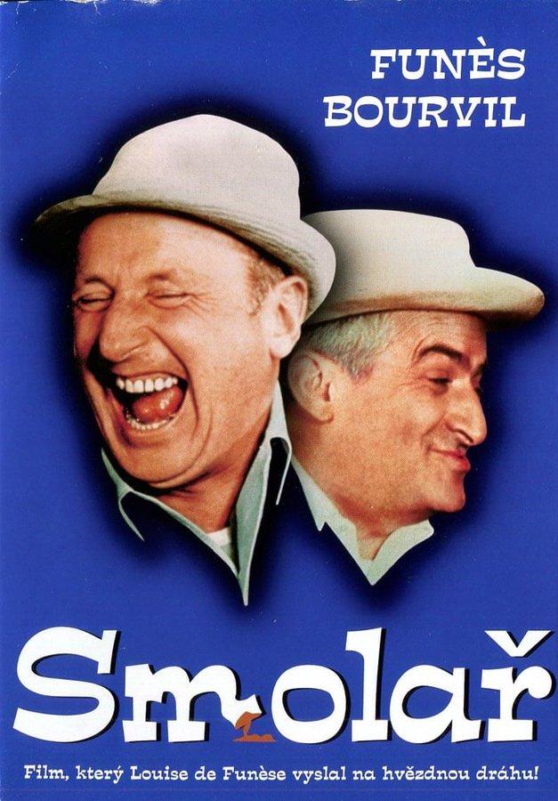 Smolař (DVD) (papírový obal)