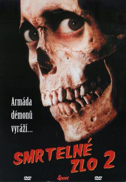 Smrtelné zlo 2 (DVD) (papírový obal)