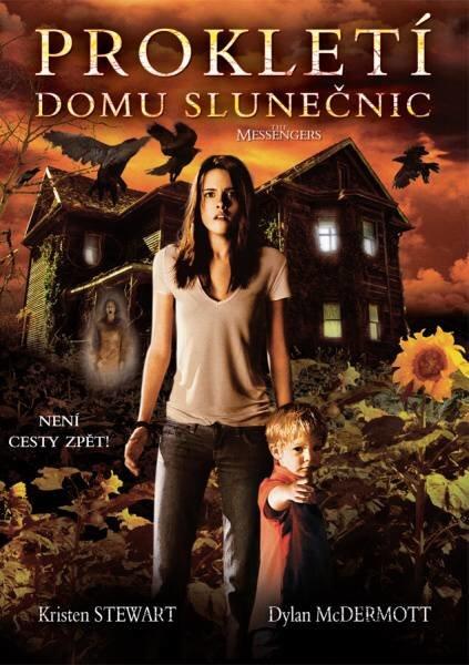 Prokletí domu slunečnic (DVD) (papírový obal)