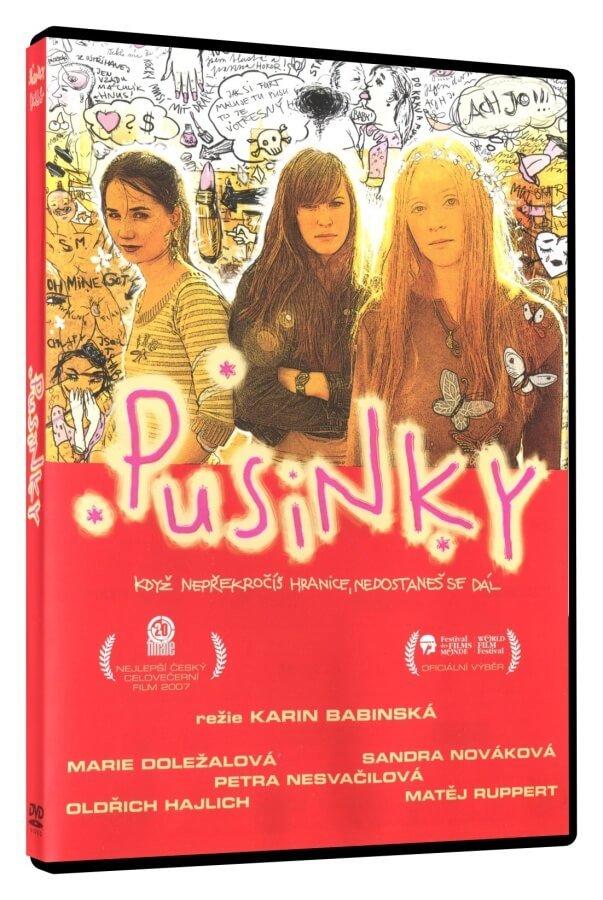 Pusinky (DVD) (papírový obal)