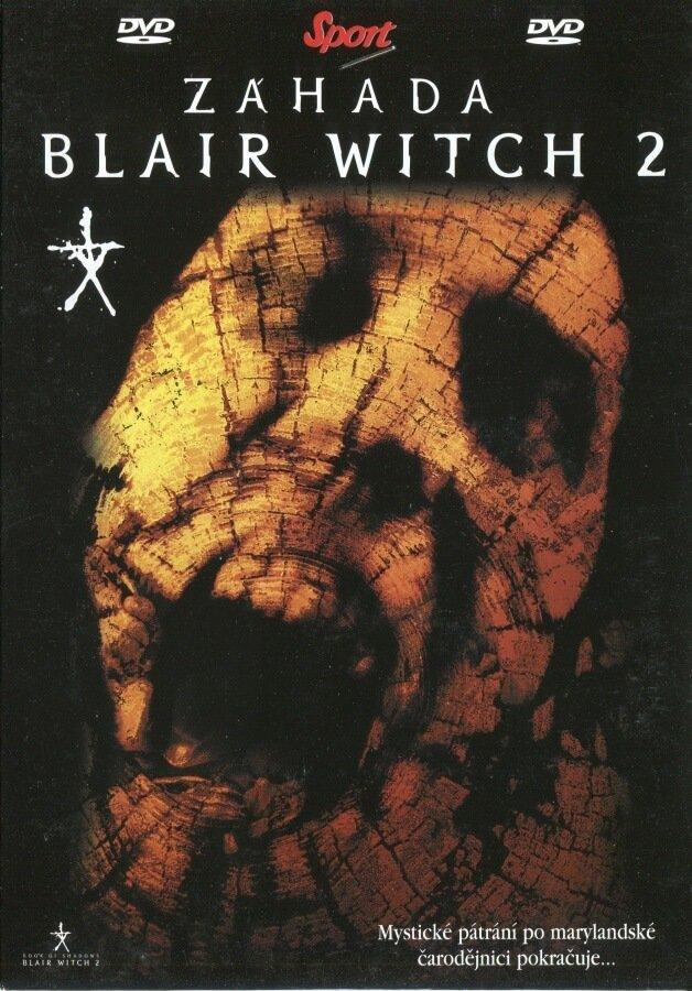 Záhada Blair Witch 2 (DVD) (papírový obal)