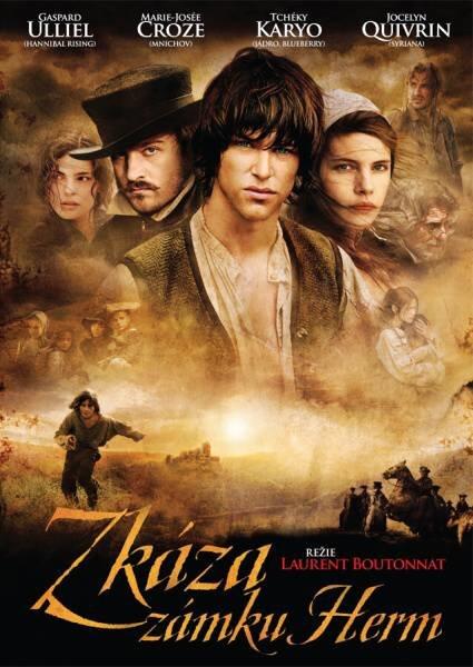 Zkáza zámku Herm (DVD) (papírový obal)