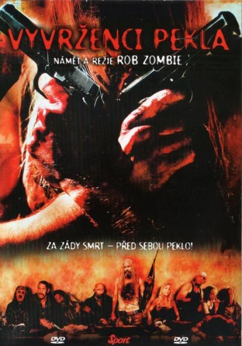 Vyvrženci pekla (DVD) (papírový obal)