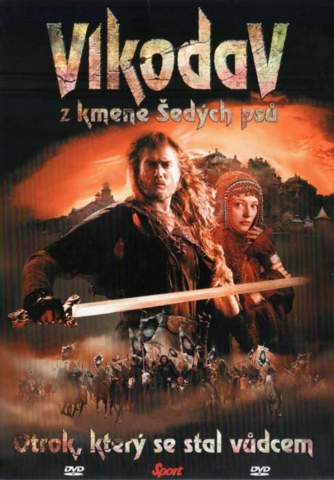 Vlkodav z kmene Šedých psů (DVD) (papírový obal)
