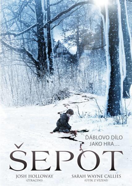 Šepot (DVD) (papírový obal)