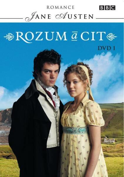 Rozum a cit - DVD 1 (papírový obal) - TV seriál