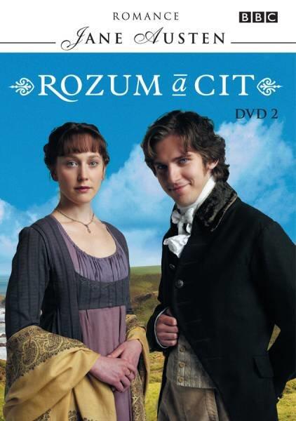 Rozum a cit - DVD 2 (papírový obal) - TV seriál