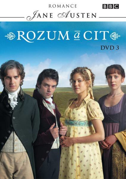 Rozum a cit - DVD 3 (papírový obal) - TV seriál
