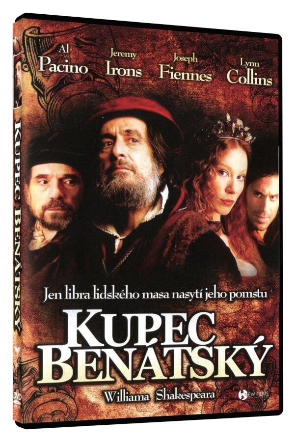 Kupec benátský (DVD)
