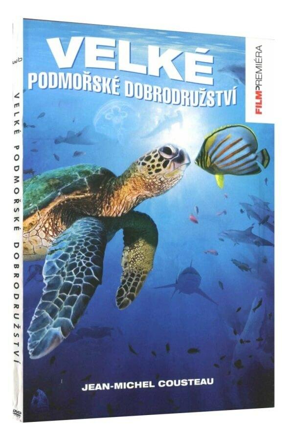 Velké podmořské dobrodružství (DVD)