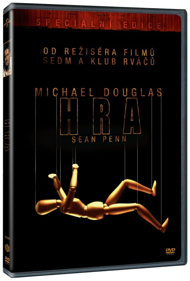 Hra (DVD) - speciální edice
