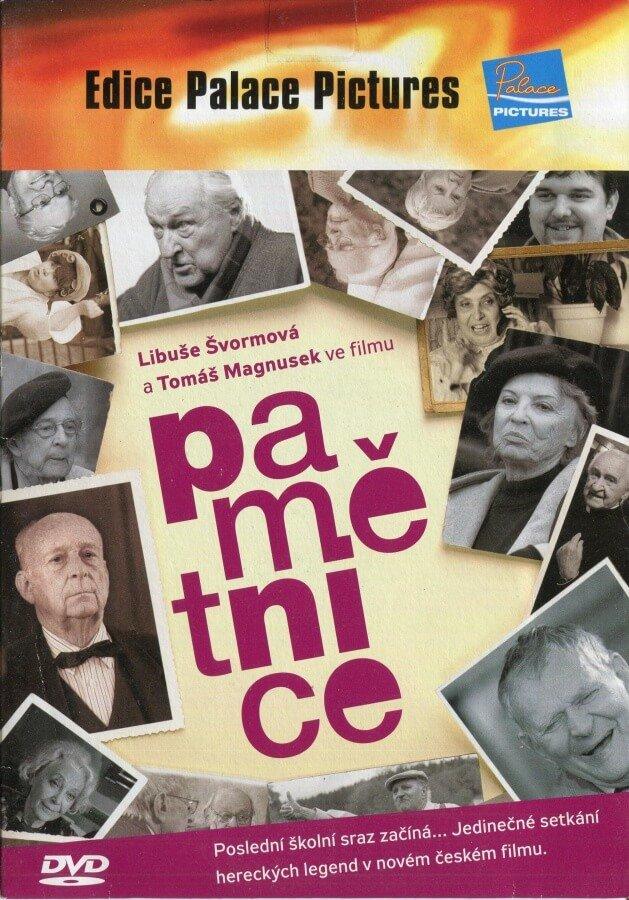 Pamětnice (DVD) (papírový obal)