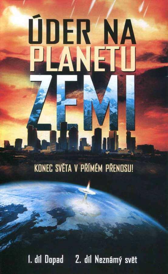 Úder na planetu Zemi (DVD) (papírový obal)