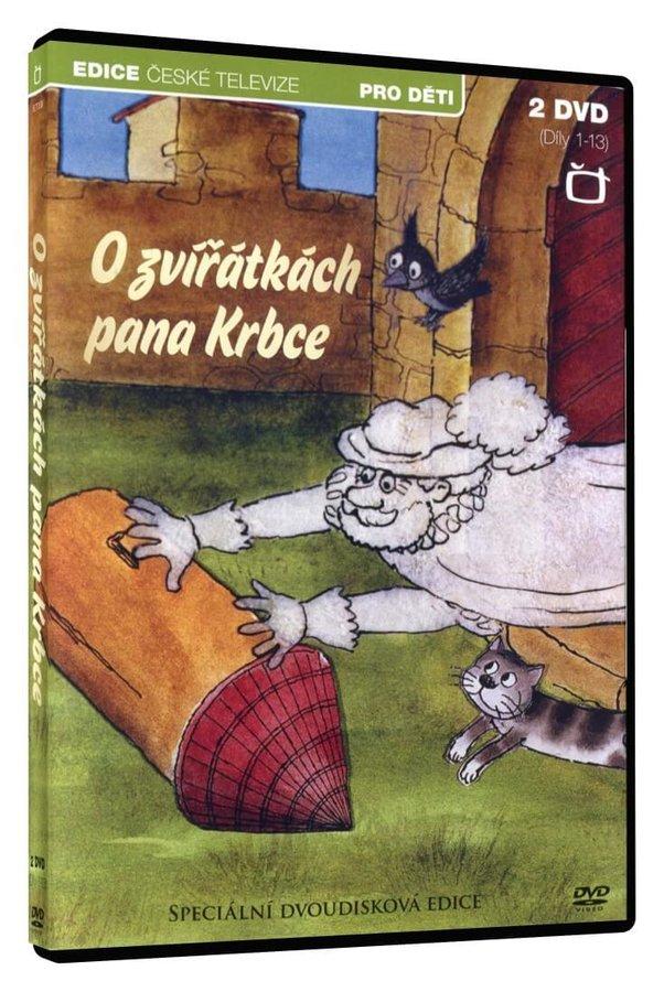 O zvířátkách pana Krbce (1-13. díl) (2 DVD)