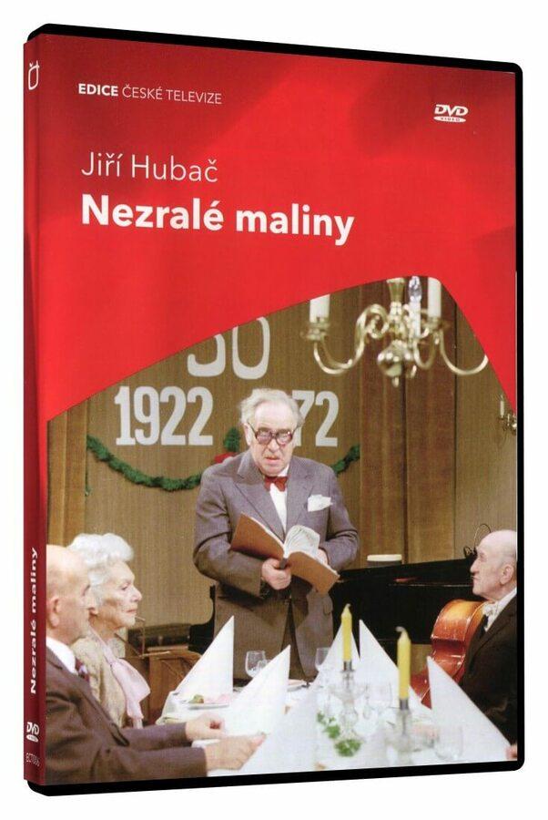 Nezralé maliny (DVD)