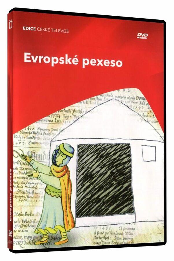 Evropské pexeso (DVD)