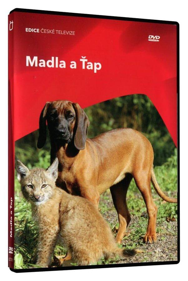 Madla a Ťap (DVD)